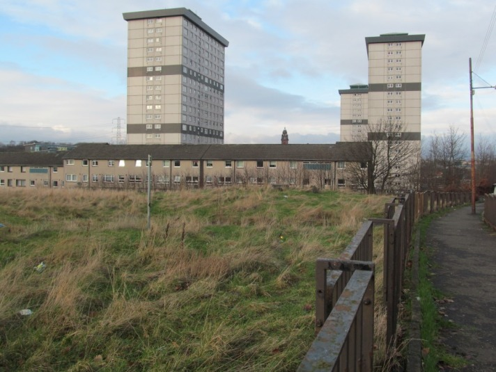 possil stone circle and wester common flats