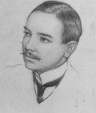 Mann in 1905 (c) Glasgow Museums and Art Galleries)