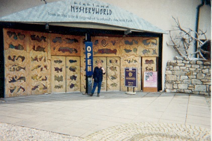 highland mysteryworld entrance photo