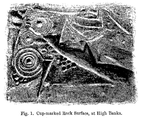 High Banks engraving
