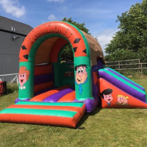 Stolen bouncy castle